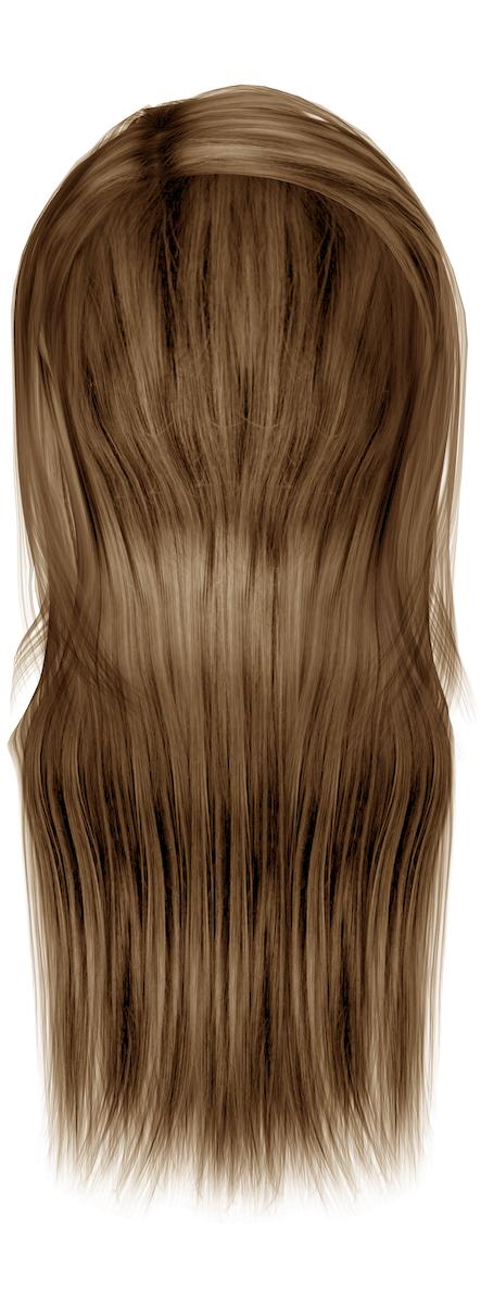 Волосы PNG фото