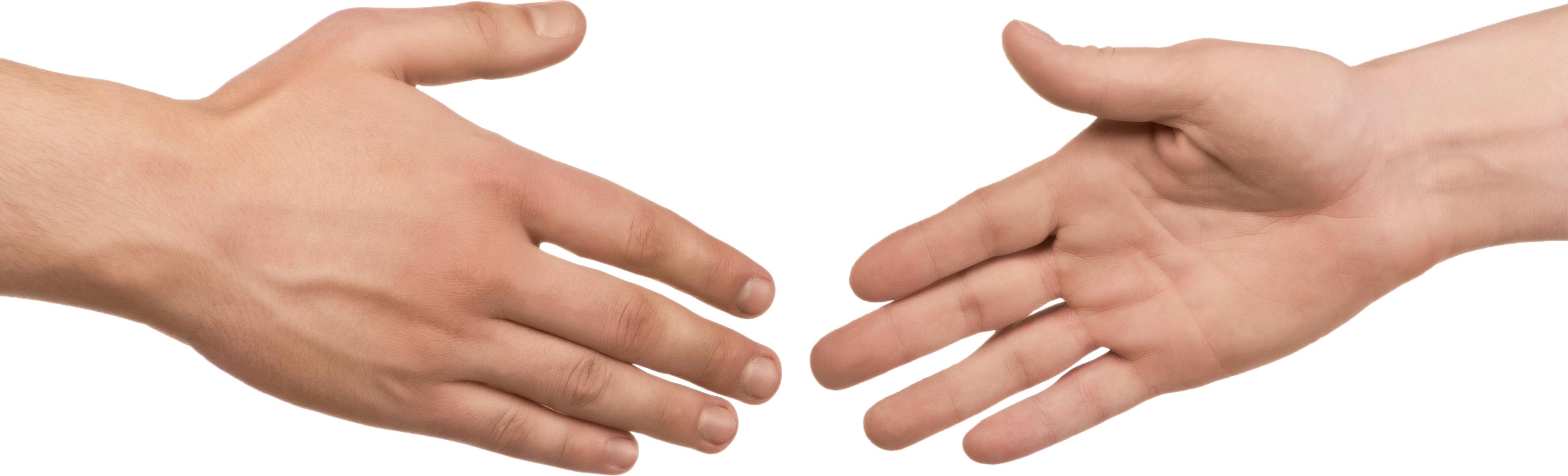 Рука PNG фото