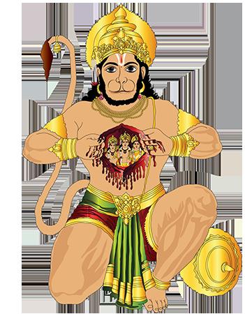 Хануман PNG