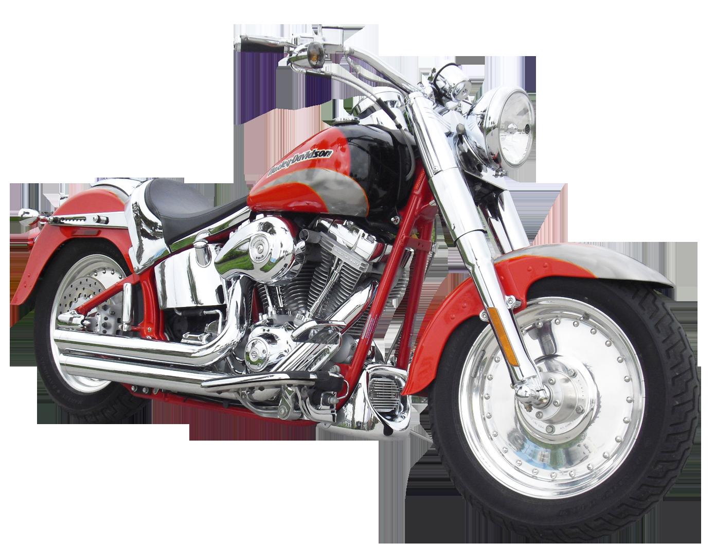 Harley Davidson мотоцикл PNG