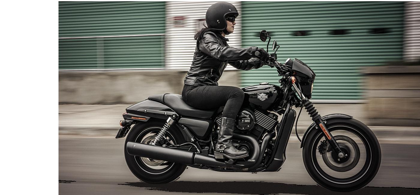 Harley Davidson Street Rod  Exhaust