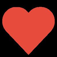 Сердце PNG
