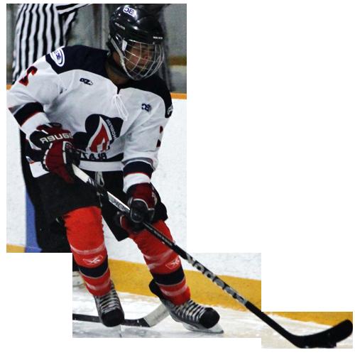 Хоккей игрок PNG