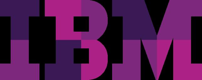 IBM логотип PNG