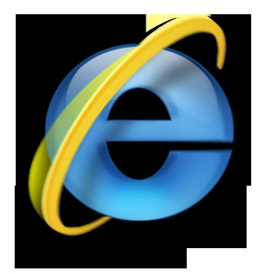 Internet Explorer логотип PNG