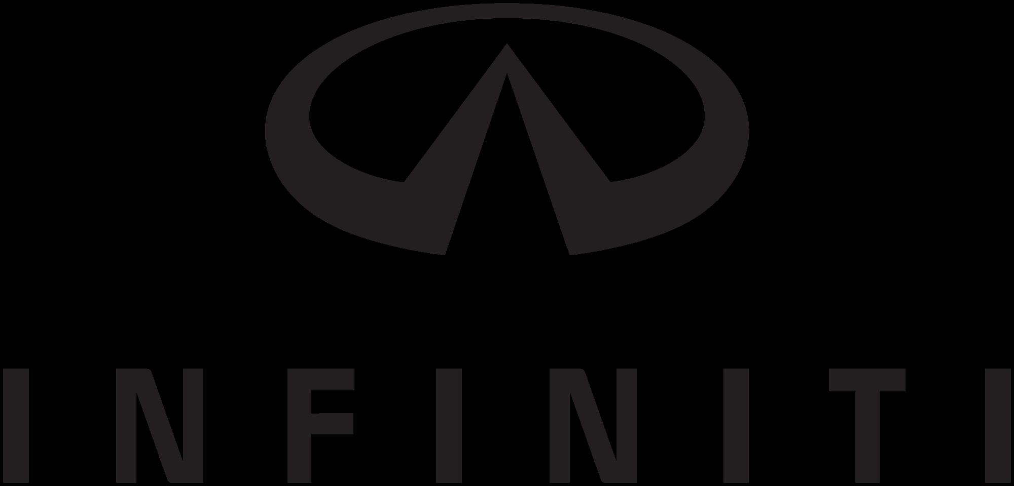 Infiniti логотип PNG