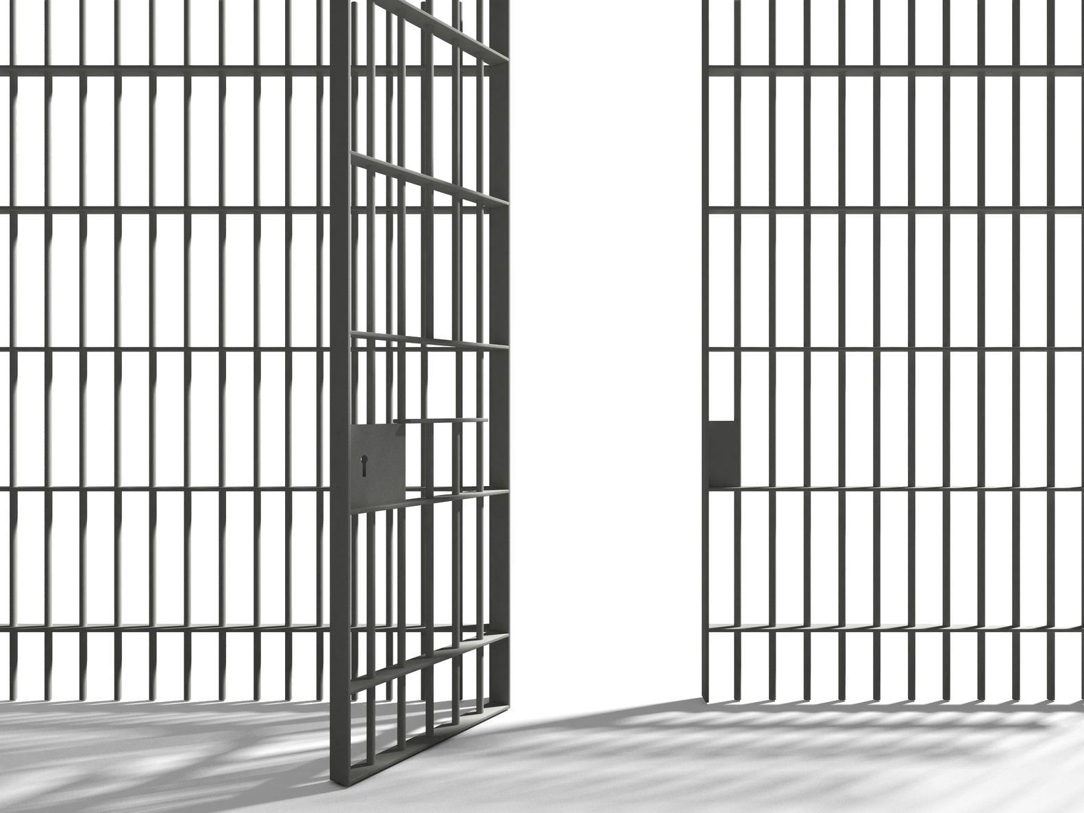 Тюремная решетка PNG