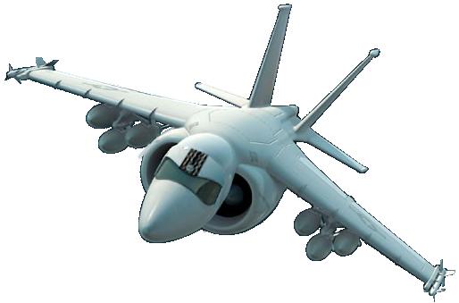 Истребитель PNG