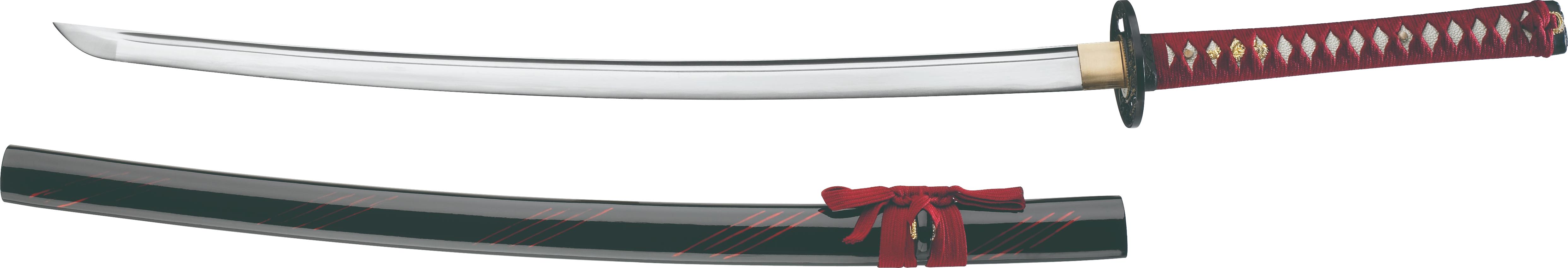 Катана PNG