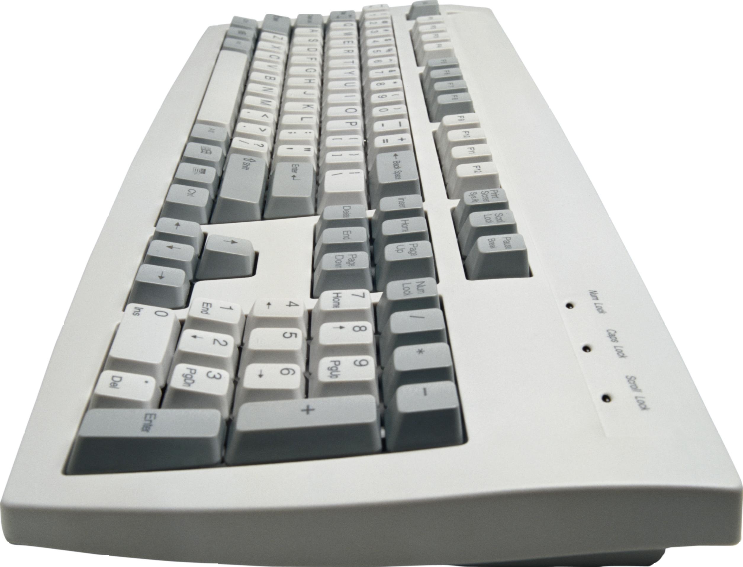 Клавиатура PNG фото