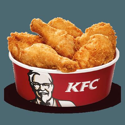 KFC крылышки PNG
