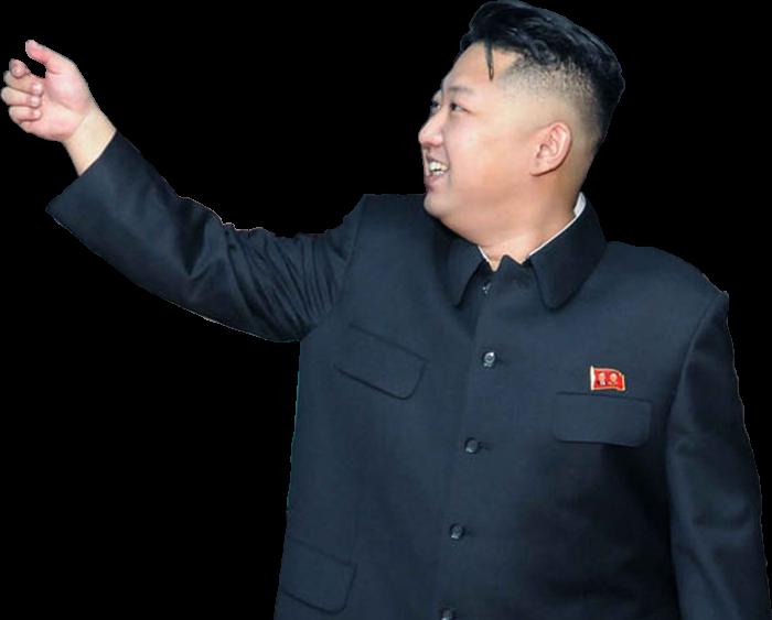 Ким Чен Ын PNG