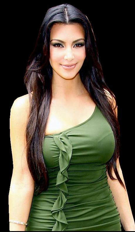 Ким Кардашян PNG