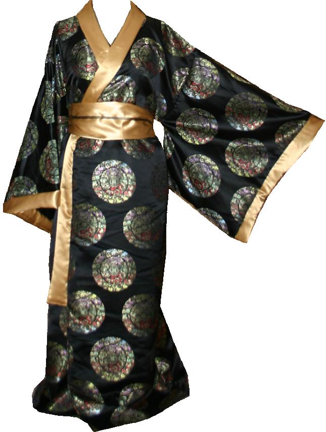 Кимоно одежда PNG