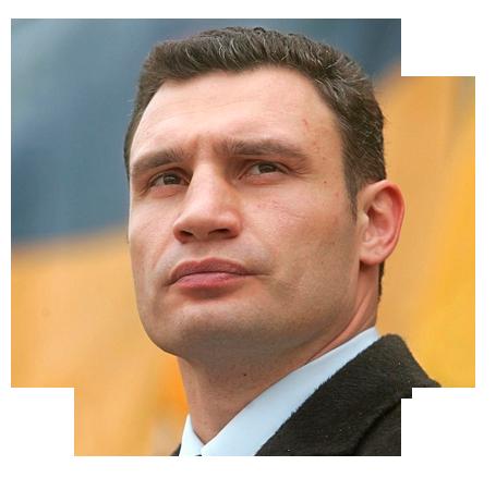 Виталий Кличко PNG