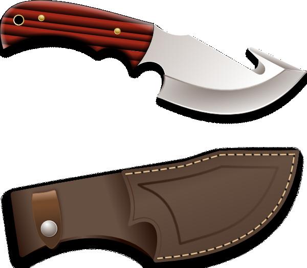 Охотничий нож PNG фото