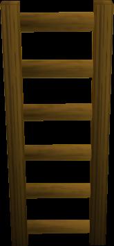 Деревянная лестница PNG