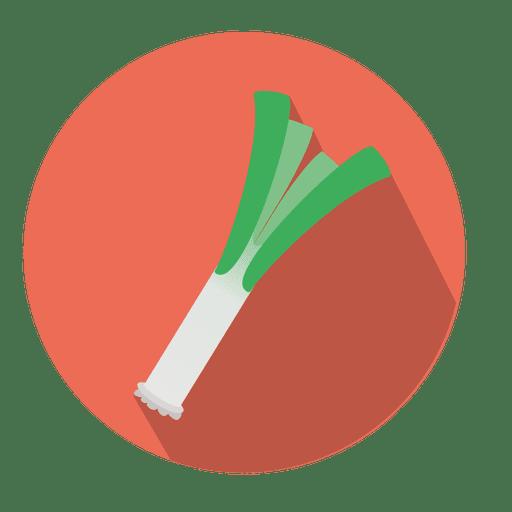 Лук зеленый PNG