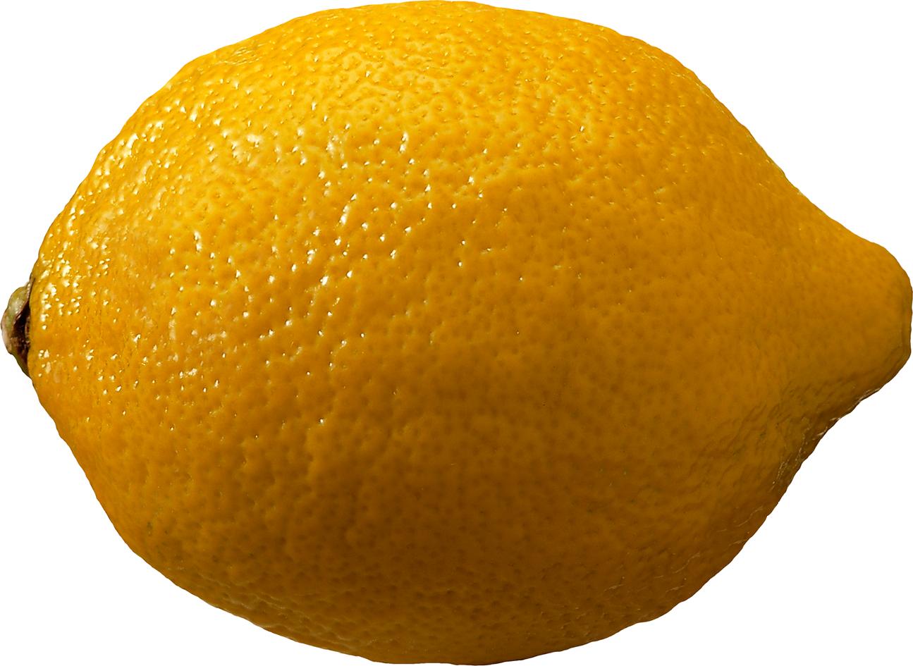 Лимон PNG