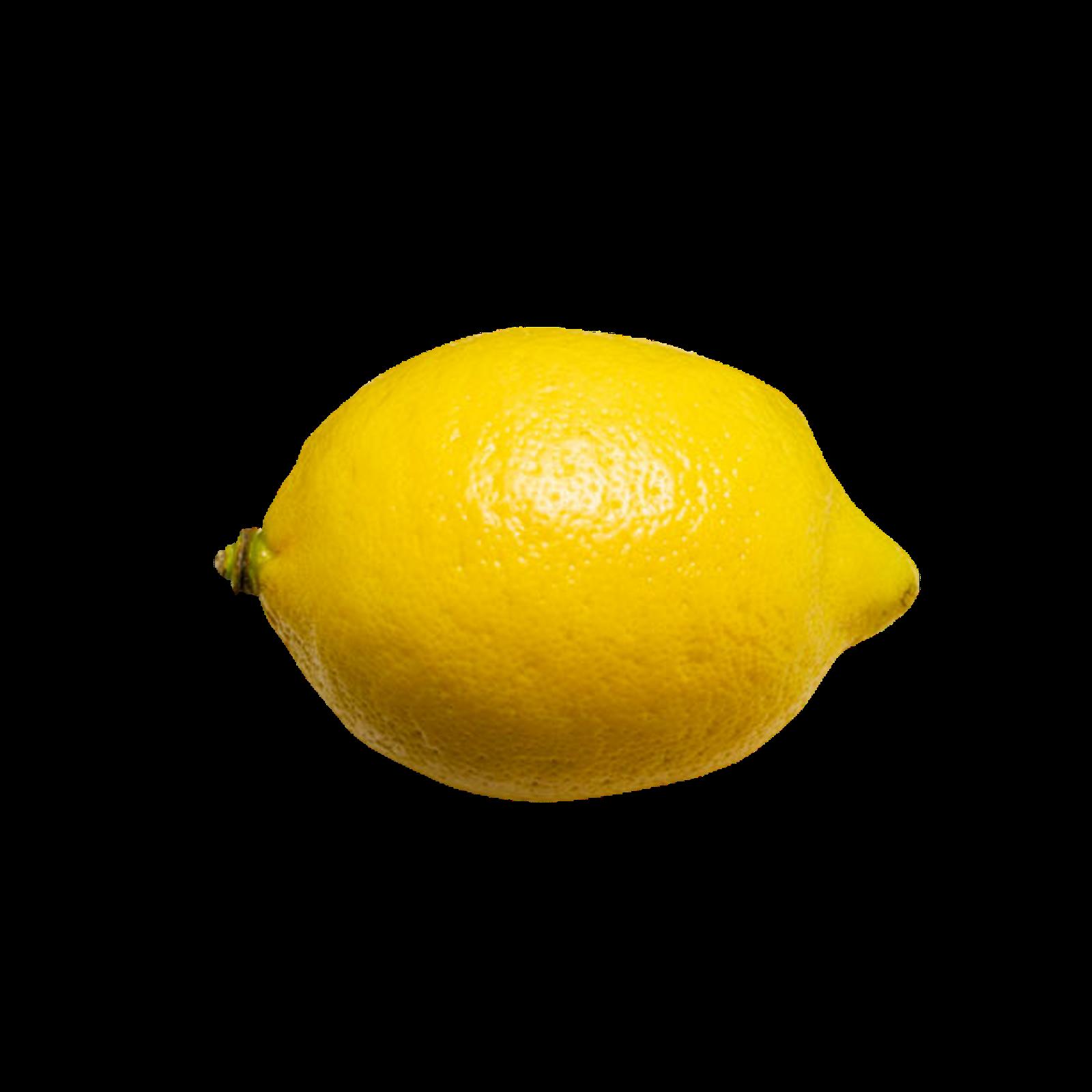 Лимон PNG фото