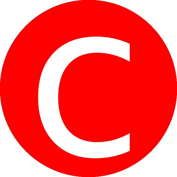 Letter C Png Images Free Download