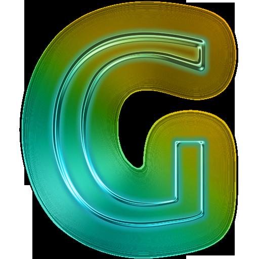 буква G PNG