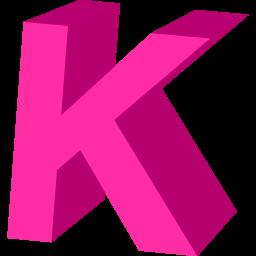 Буква К PNG