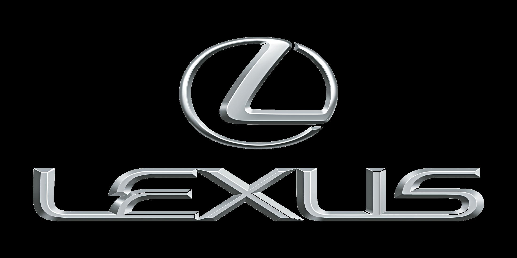 Lexus логотип PNG