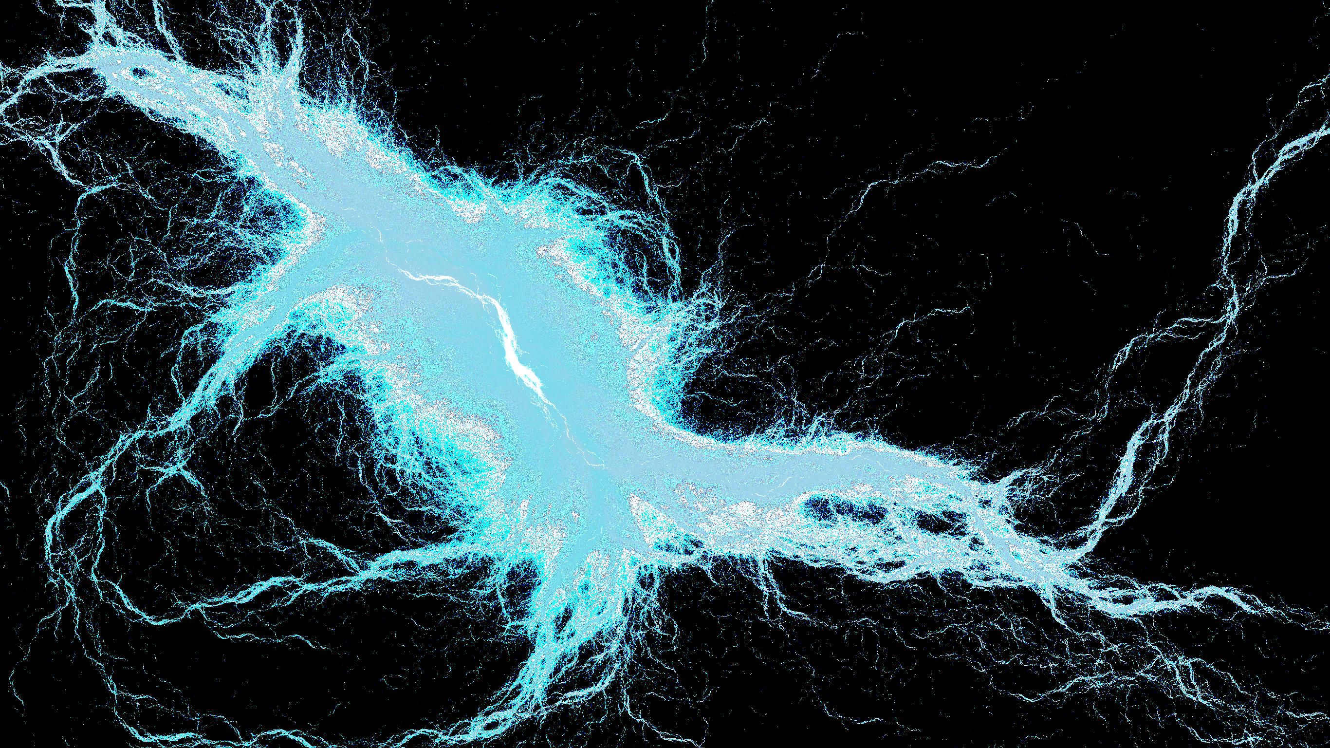 Молния PNG