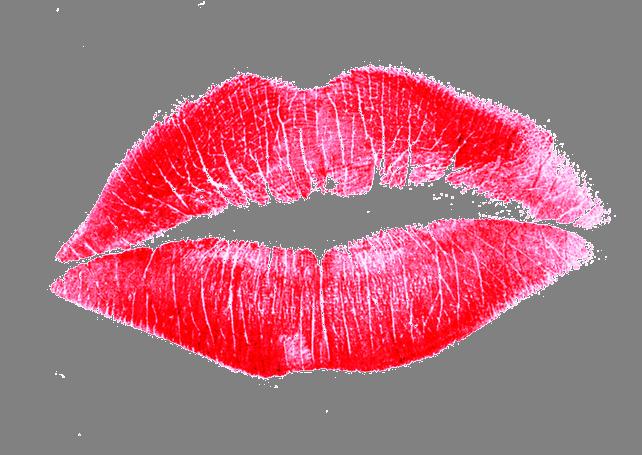 Губы поцелуй PNG фото