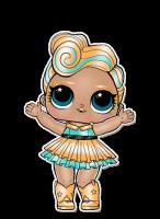 L.O.L. Surprise! кукла PNG