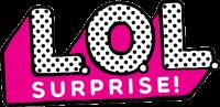 L.O.L. Surprise! логотип PNG