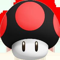 Mario Mushroom Png
