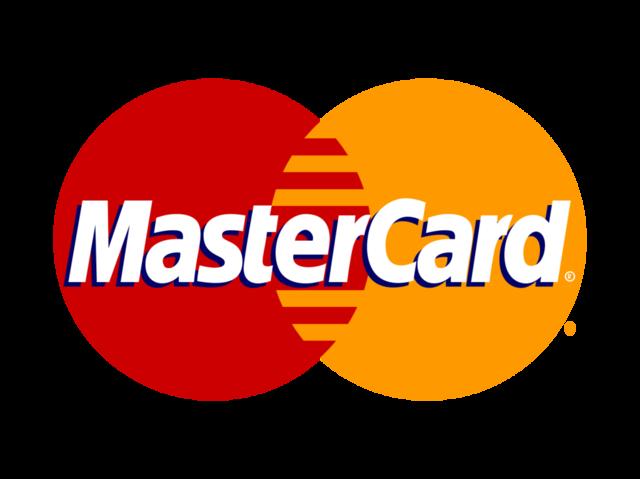 Mastercard логотип PNG