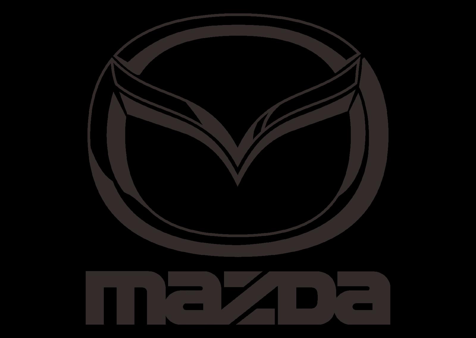 Mazda логотип PNG