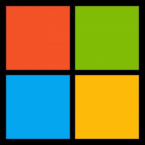 Microsoft иконка PNG