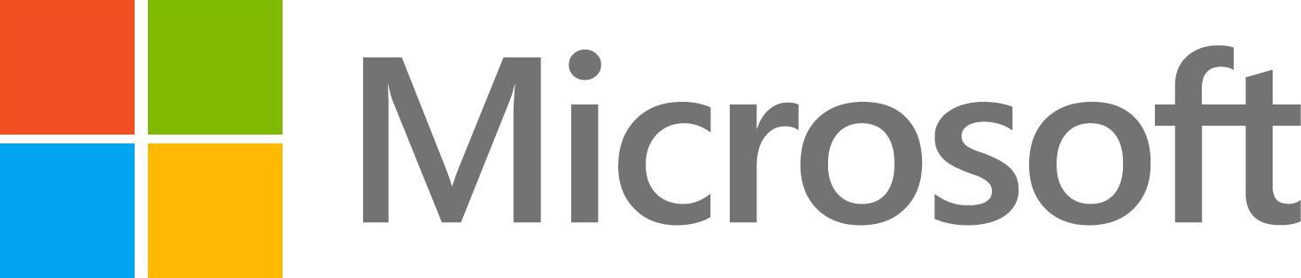 Microsoft logo PNG