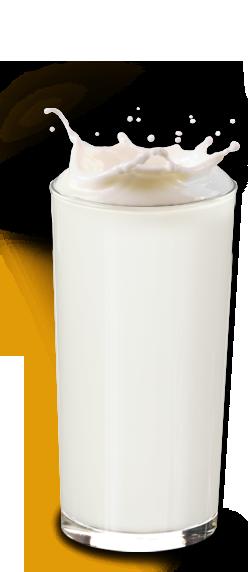 Стакан молока PNG