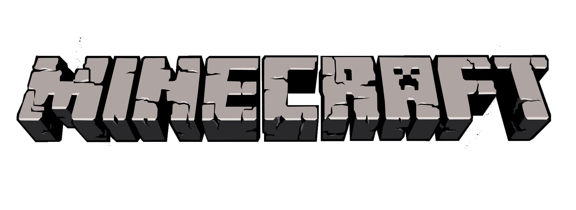 Minecraft логотип PNG