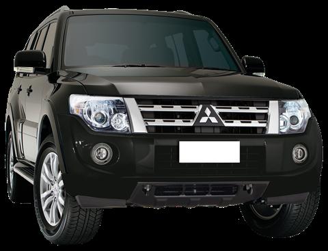 Japanese Car Brand >> Mitsubishi Pajero PNG
