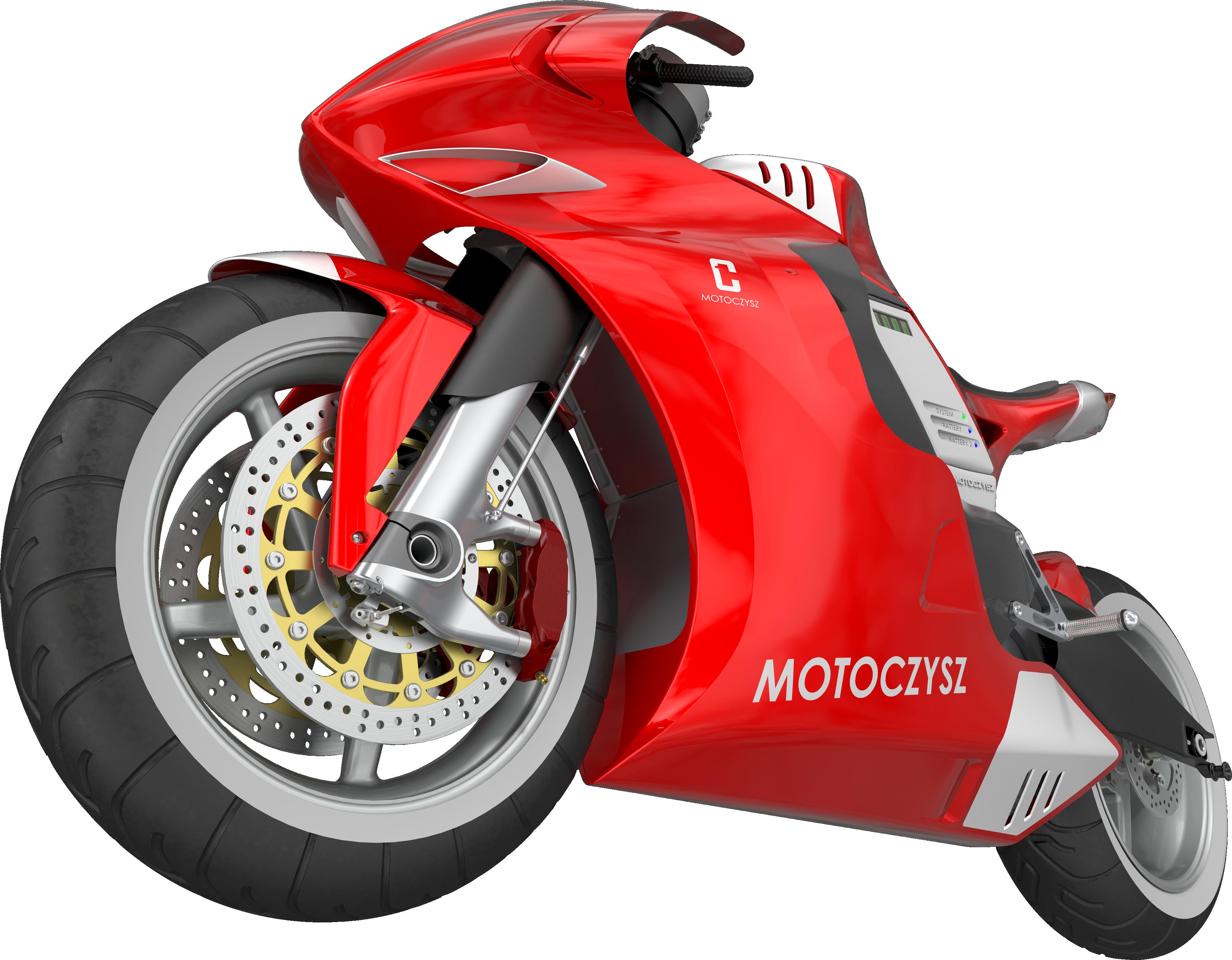 спортивный мотоцикл PNG фото