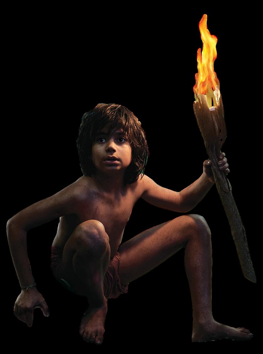 Маугли PNG