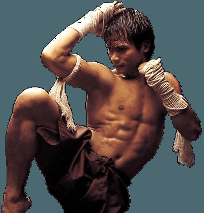 Тайский бокс, муай-тай PNG
