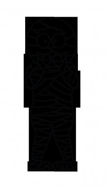 Мумия PNG