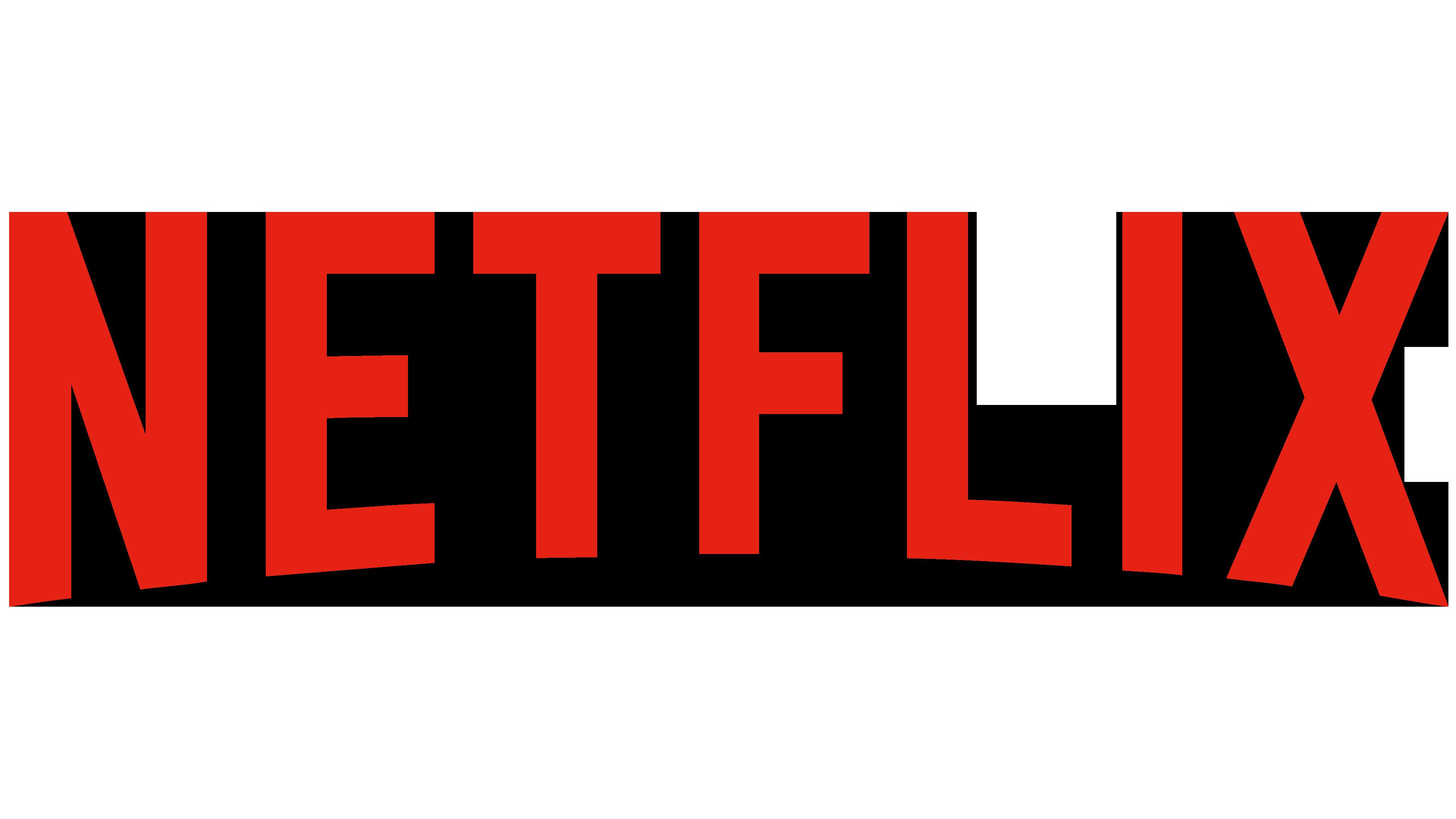Netflix логотип PNG