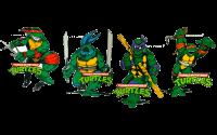 Черепашки-ниндзя PNG