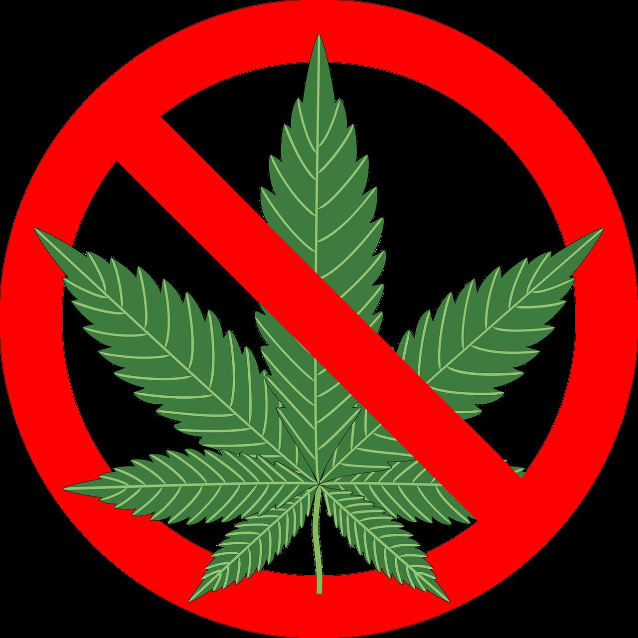 Нет наркотикам PNG