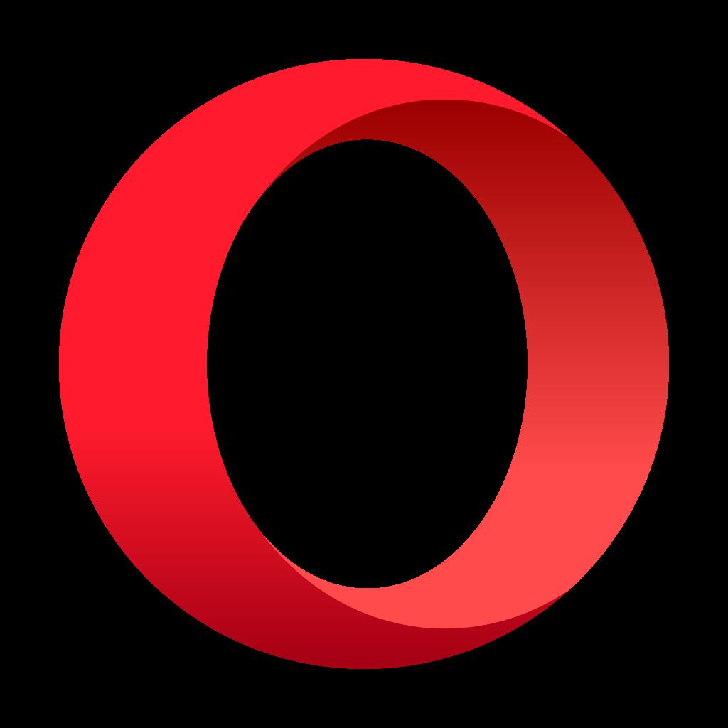 Afbeeldingsresultaat voor opera logo png