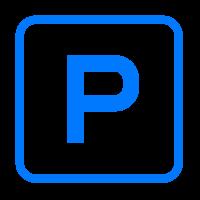 Парковка символ PNG