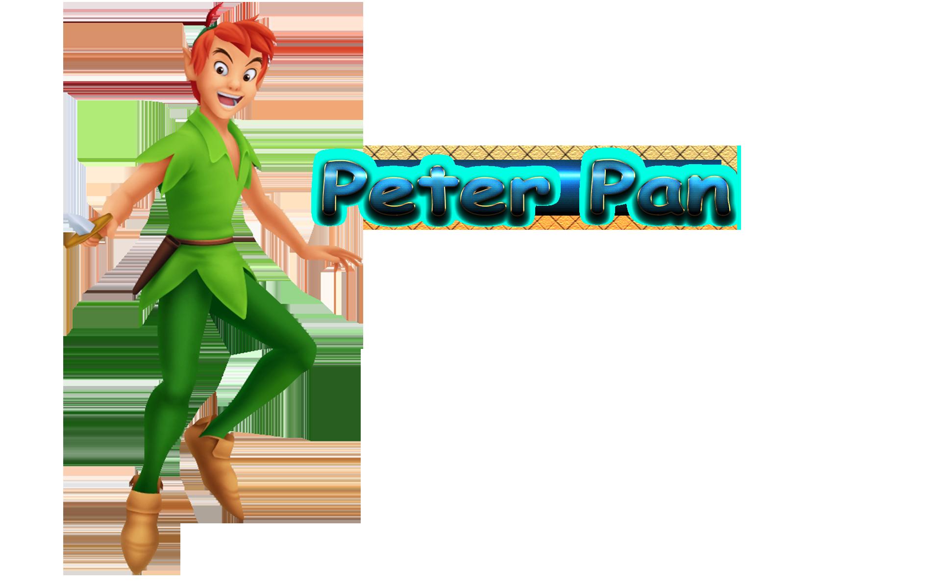 Питер Пэн PNG